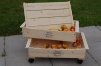 Apfel-Stiege